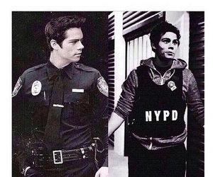 dylan o'brien, teen wolf, and Hot image
