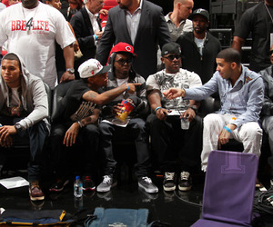 Drake, lil wayne, and swag image