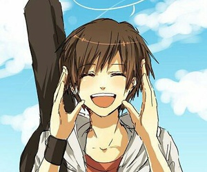 anime, boy, and I Love You image