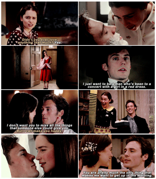 80 Images About Me Before You On We Heart It See More