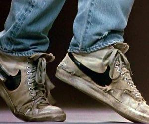 footloose, nike, and dance image