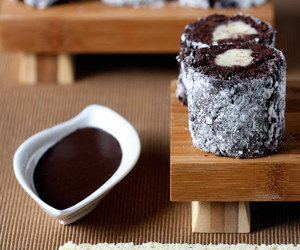 chocolate and delicious image