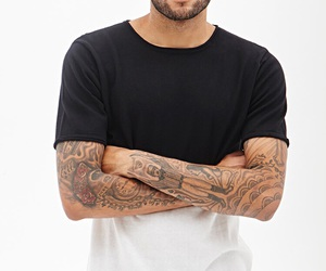ANTM, beautiful, and Tattoos image