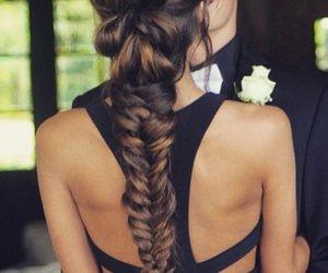 braids, fashion, and woman image