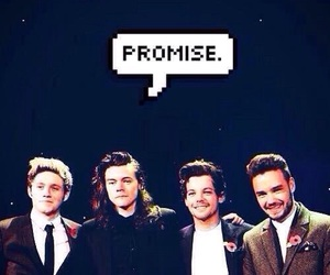 promise, one direction, and liam payne image