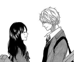 anime, shoujo, and smile image