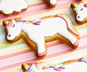unicorn and delicious image