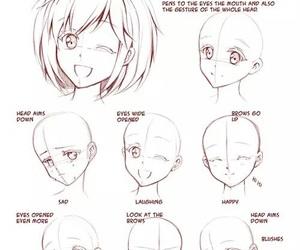 drawing, draw, and manga image