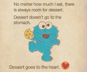 Cookies, monster, and cute image