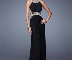 prom dresses, women's fashion, and cheap prom dresses image