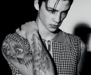 Ash Stymest, model, and boy image