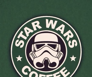coffee and star wars image
