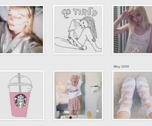 amalia, tumblr, and pastel image