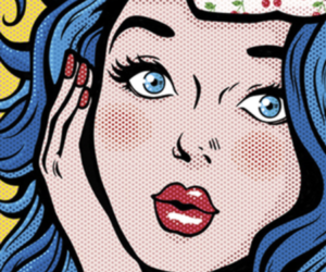background, katy perry, and pop art image