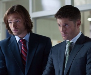 supernatural, sam winchester, and dean winchester image