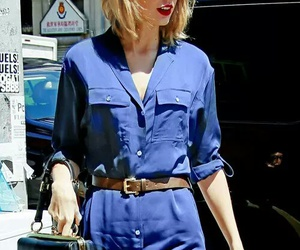 candid and Taylor Swift image