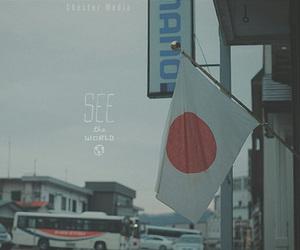 beautiful, japan, and street image