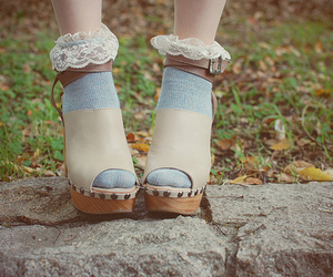 shoes and clogs image