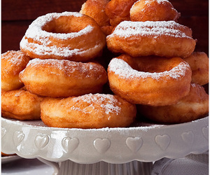 desserts, donuts, and food image
