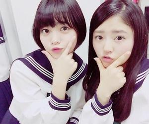 idol, japan, and 欅坂46 image