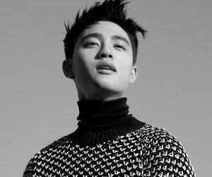 exo, kyungsoo, and 도경수 image