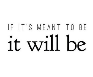 be, itwillbe, and willornot image