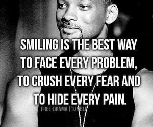 quotes, smile, and will smith image