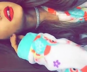 ariana grande, snapchat, and celebrity image