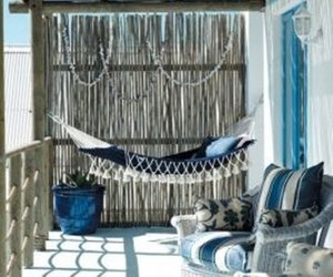 blue, decoration, and home image