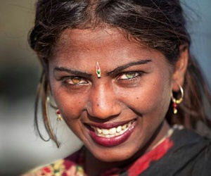 beautiful, beautiful eyes, and people image