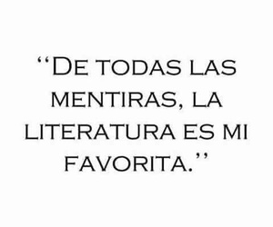 book, frases, and literatura image
