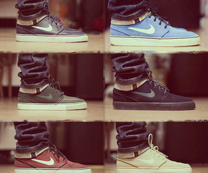 :) and shoes swag image