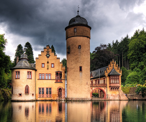 beauty, cloudy, and europe image
