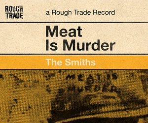 johnny marr, andy rourke, and meat is murder image