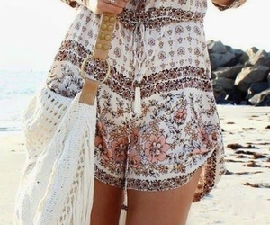 boho, outfits, and summer image