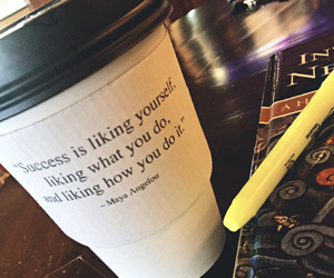 coffe, motivation, and quotes image