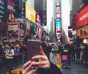 aesthetic, grunge, and new york image