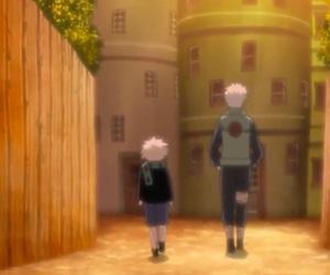 naruto and hatake kakashi image