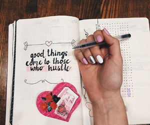 nails, planning, and goals image