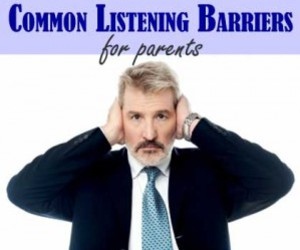 communication, listening, and family image