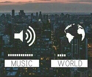 music, world, and one direction image