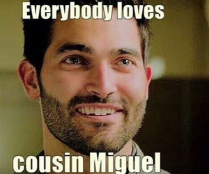 teen wolf and cousin miguel image