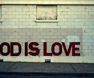 wall and god image