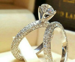 ring, rings, and luxury image