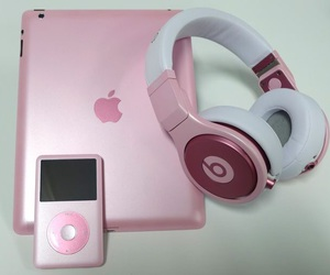 pink and tech image