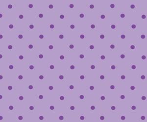 pattern, polka dot, and purple image