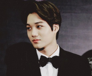 kai, kpop, and exo image