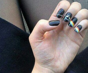 pink floyd nails image