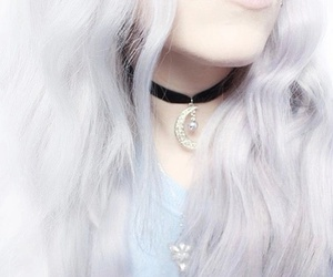 hair, icon, and pale image
