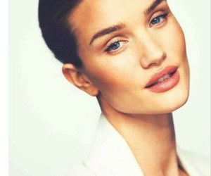 girl, model, and rosie huntington-whiteley image